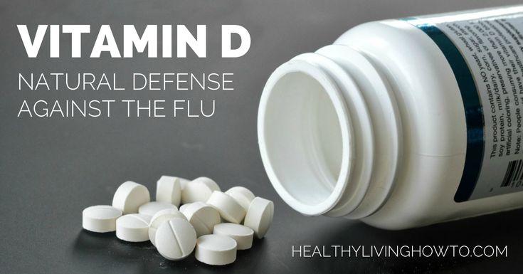 Vitamin D Natural Defense Against the Flu
