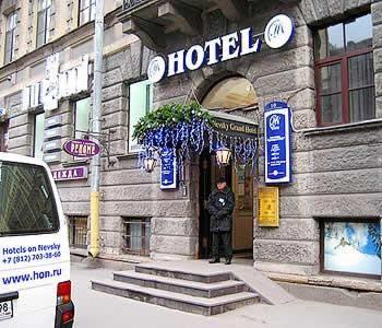 Nevsky Hotel Grand - St Peterburg
