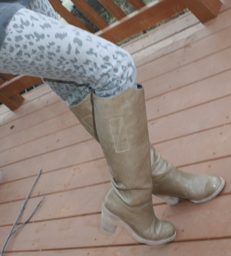 From the PS BANANAS #fashionblog - #DolveVita Quince boots