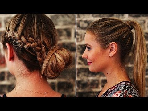 3 Hair Styles for Clip-In Hair Extensions | Hair Style Tips | Beauty How To