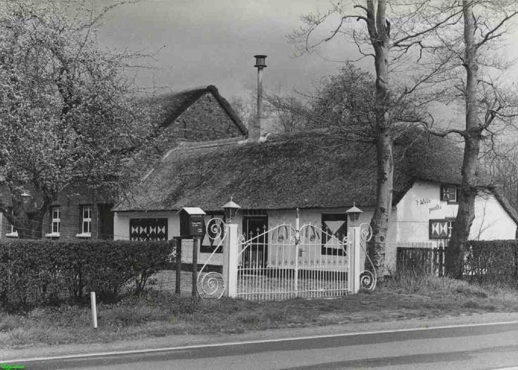 0213271 Coll. Chr. Warnar 1973. Het Witte Poortke op de Brand. Familie van Rees-Bankers.