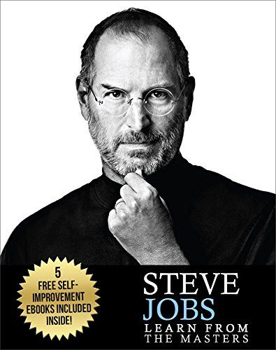 Steve Jobs: Steve Jobs: Creativity and Leadership Lessons from Steve Jobs-> Becoming a creativity machine like Steve jobs: Steve Jobs biography Quotes ... jobs biography, Steve jobs autobiography)) by Carl Preston