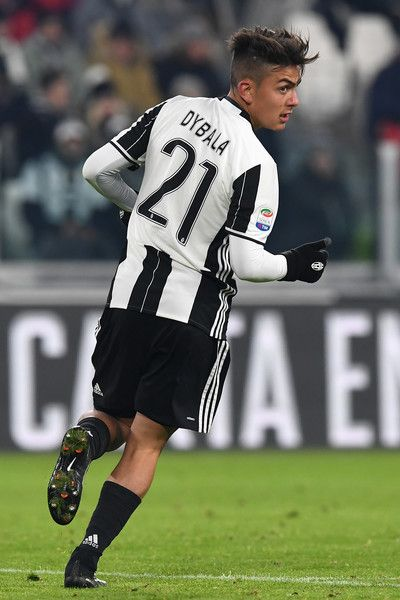 Paulo Dybala of Juventus FC looks on during the Serie A match between Juventus FC and Bologna FC at Juventus Stadium on January 8, 2017 in Turin, Italy.
