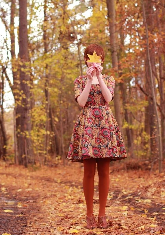 Repara que o outono é mais estação da alma do que da natureza