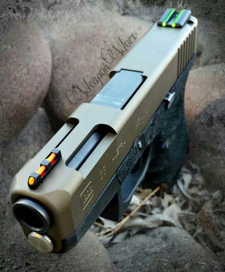 Weapon Worx custom glock