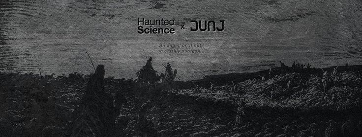 Paragon @ Dunj x Haunted Science Wed 22 Feb -Sydney