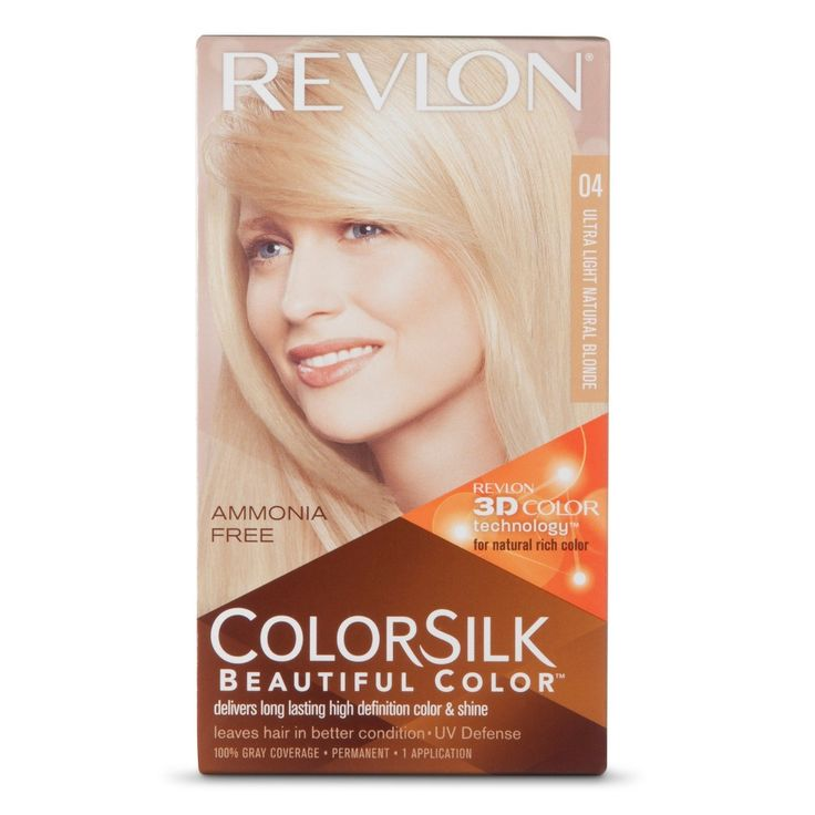 Revlon Ultra Light Natural Blonde Reviews