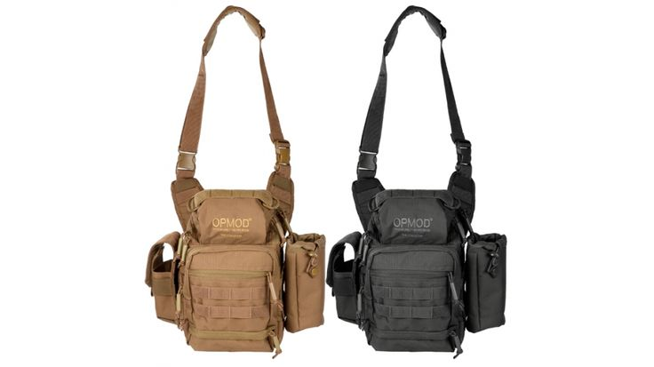 OPMOD EDC Series P.A.C. 4.0 Personal Articles Carrier w/ MOLLE Webbing