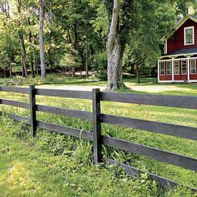 25+ best ideas about Post and rail fence on Pinterest | Rail fence ...