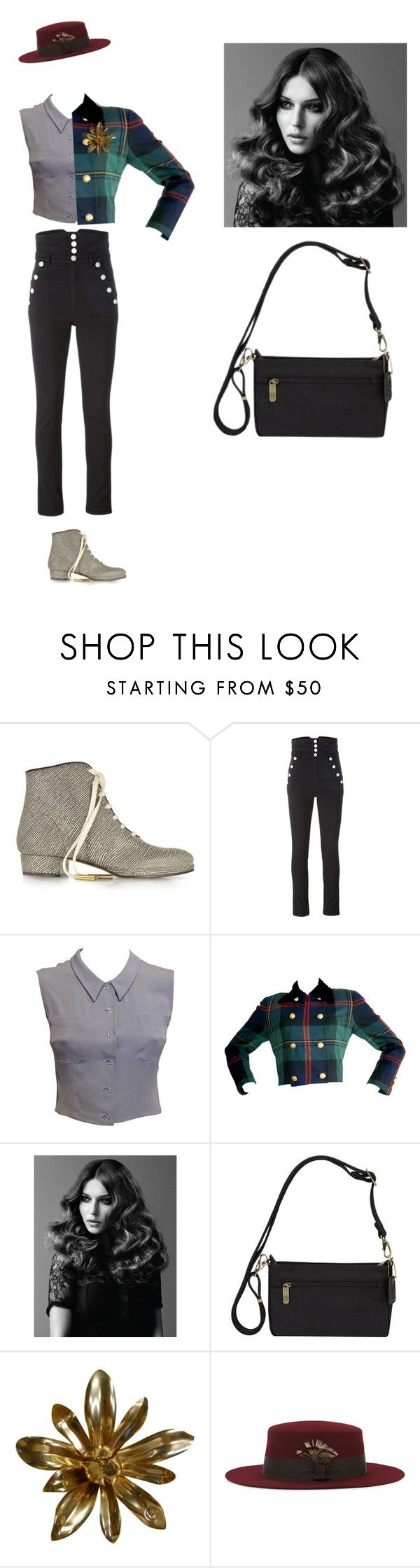 """""""Untitled #212"""" by amory-eyre ❤ liked on Polyvore featuring Zoe Lee, Isabel Marant, Chanel, Ralph Lauren, BaByliss Pro, Travelon and Christys'"""