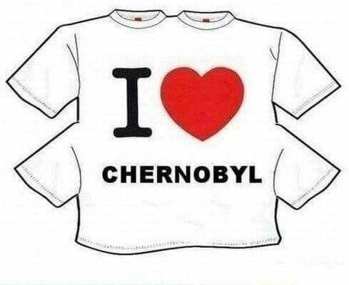 Люблю Чернобыль