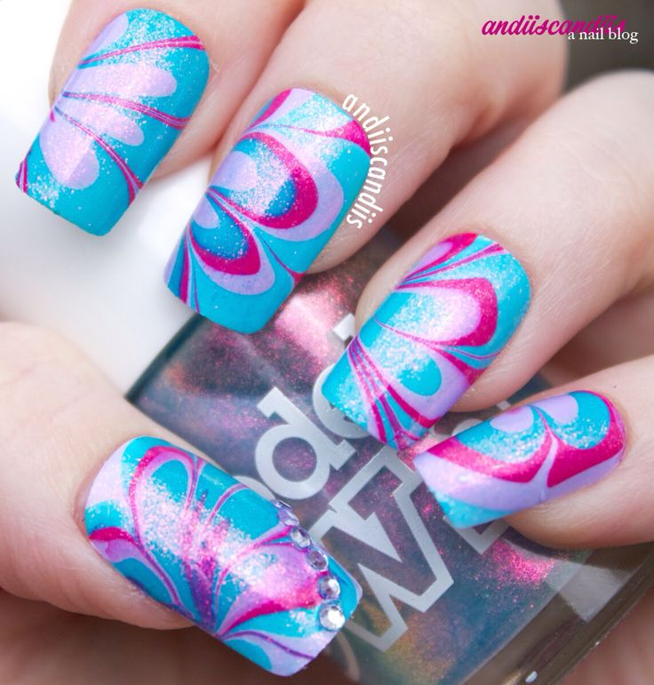 Jess these are beautiful! Ever tried water marbling?