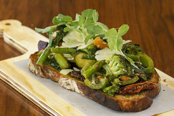 Roast Root Vegetables CRAFT Restaurant Parkhurst