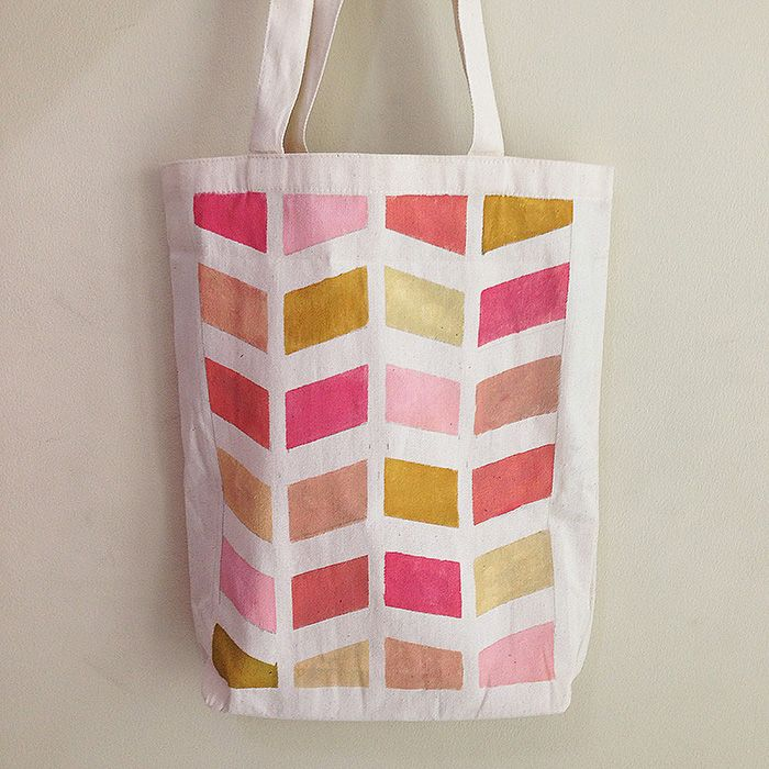 The Phenomenal Mama: {Phenomenal Tip} DIY Handpainted Canvas Bags by Whimsical Sushi