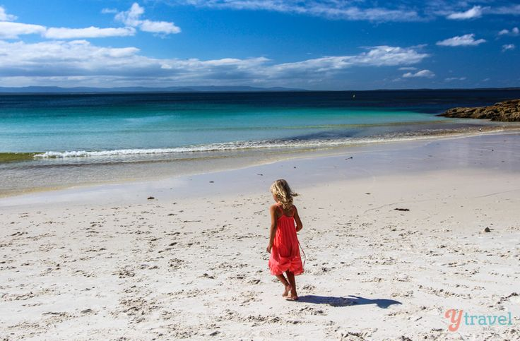 Green Patch Beach, Jervis Bay, Australia