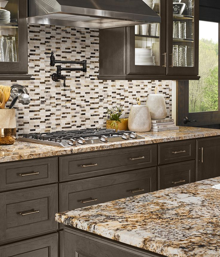 Emperador Splitface Marble Backsplash And Accent Walls Are Quick And Easy  To Install With Self Adhesive Backsplash Tiles That Do Not Require Grout Or  ...