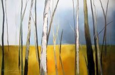 Silent Trees by Sara Paxton Artworks