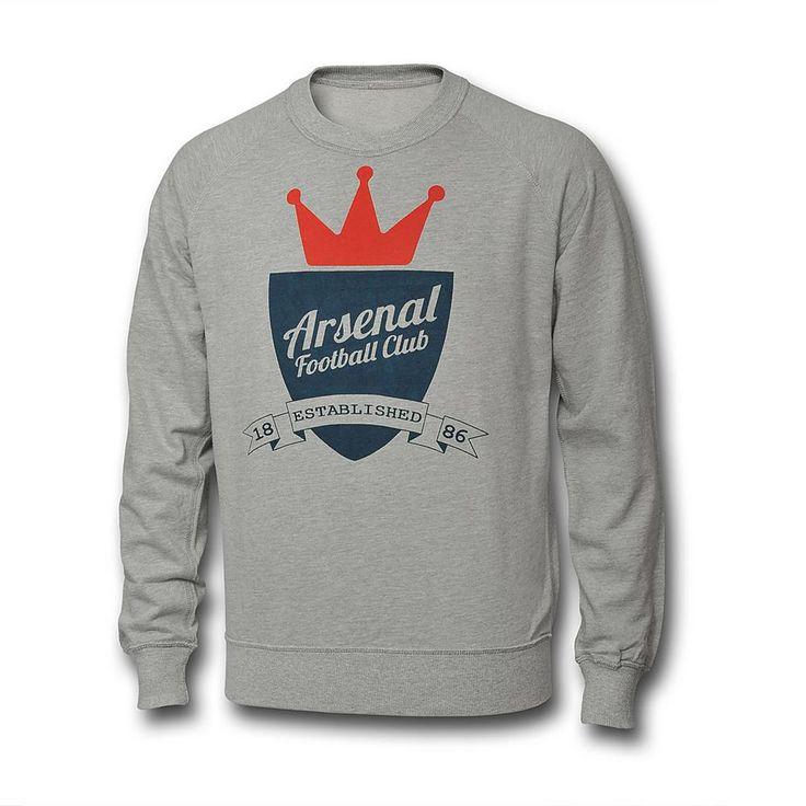 Arsenal Reversible Sweatshirt at Arsenal Direct