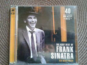 Frank Sinatra - The Very Best of Frank Sinatra - 40 Greatest Hits - 2 CD