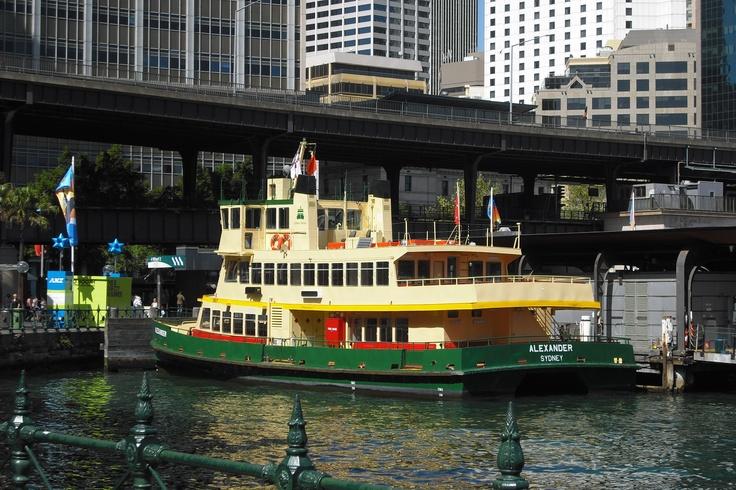 Ferry Boat - wonderful ride!