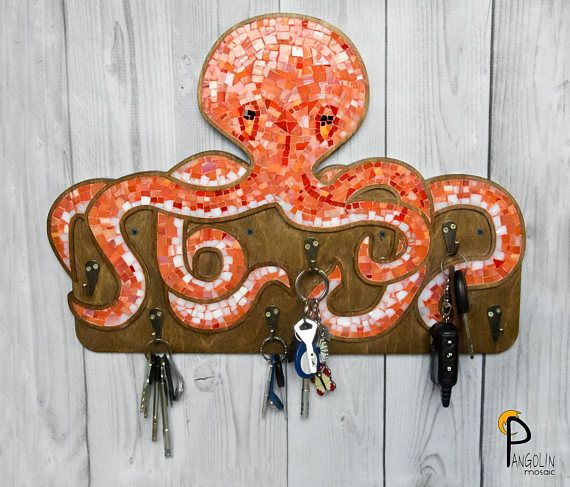 Octopus Wall Decor Octopus Wall Art Octopus wall hanging