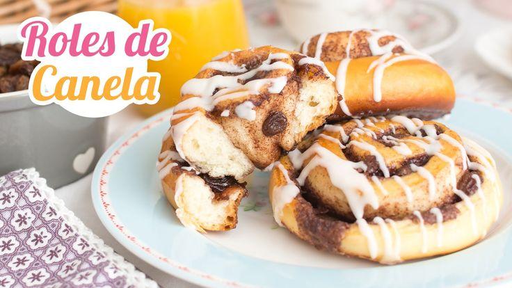Roles de canela | Cinnamon Rolls | Quiero Cupcakes!
