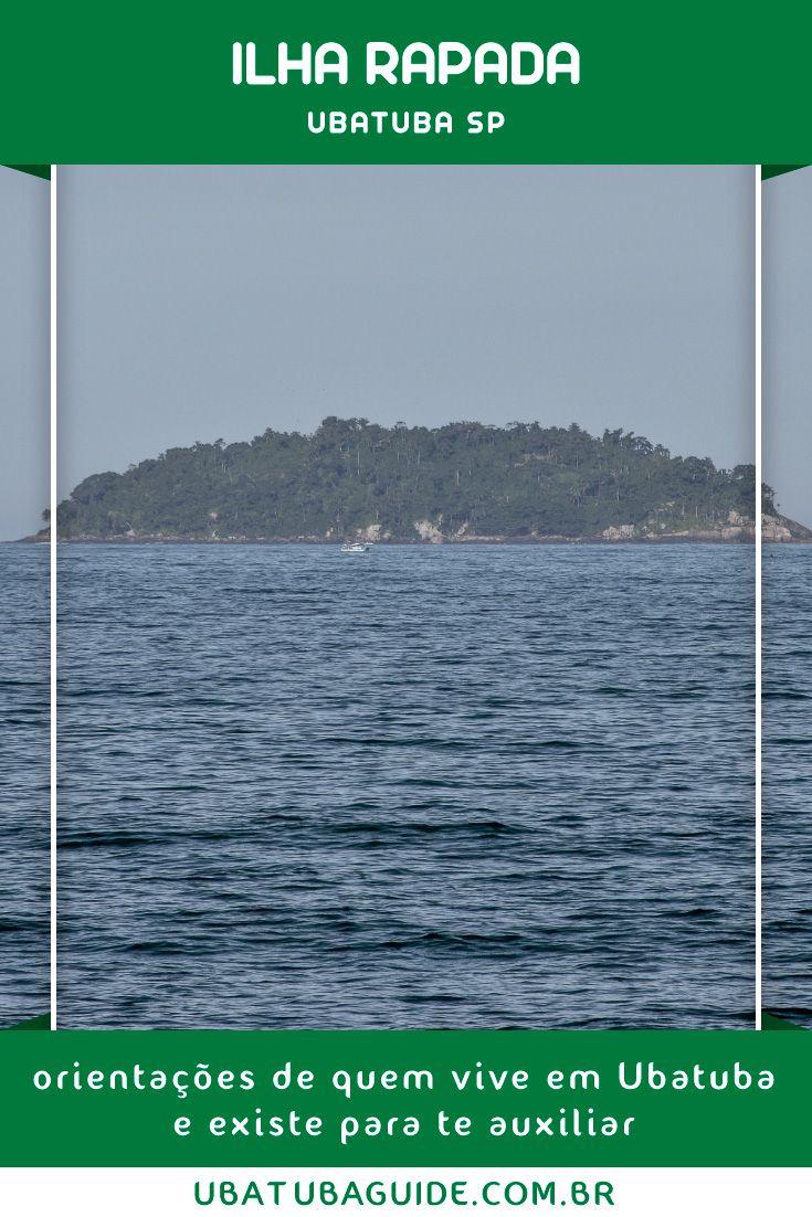 Ilha Rapada Ponto De Mergulho Em Ubatuba Em 2020 Ubatuba Ilha