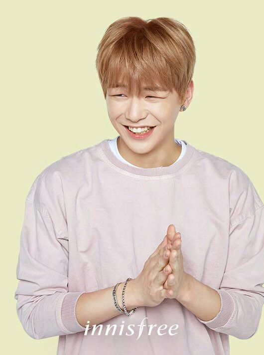 Innisfree - Kang Daniel Wanna One