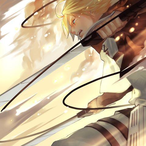 「【進擊の巨人】アルミンちゃん」/「皇♦小J」のイラスト [pixiv]