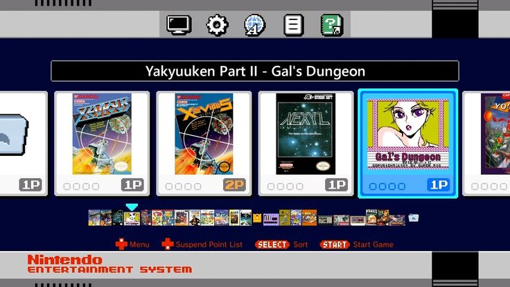 LET'S PLAY NES CLASSIC: YAKYUUKEN PART II GAL'S DUNGEON  ヤクユケンパートIIギャルズダ...