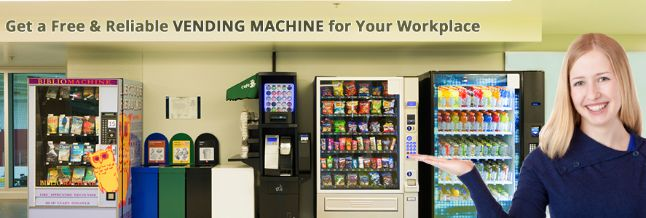 Get free vending machines in Adelaide from Australia's leading vending machine company SVA Vending. For installation call us on 1300 411 902 today.