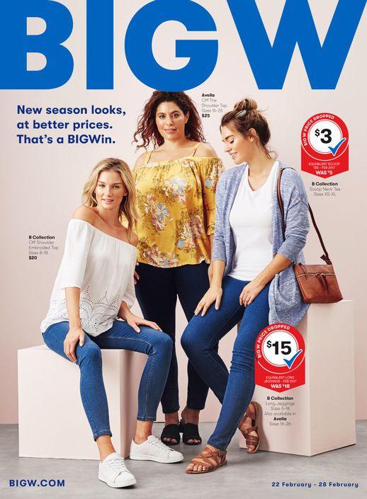 Big W Catalogue 22 - 28 February 2018 - http://olcatalogue.com/big-w/big-w-online.html