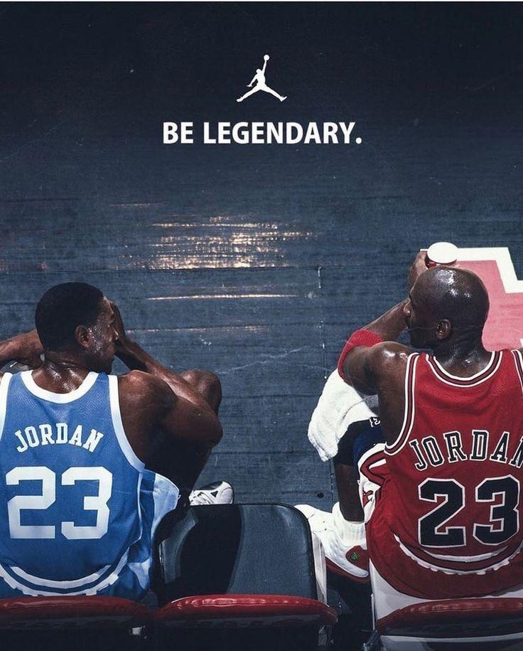 "Michael Jordan | Rare Air on Instagram: ""Be Legendary. 🐐 #MJMondays"""
