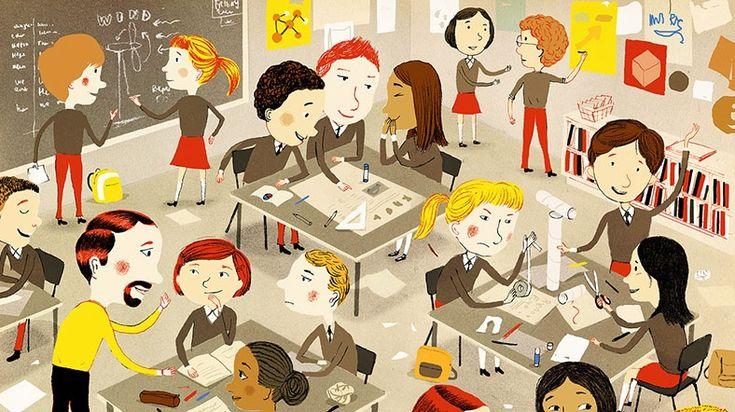 OECD geleceğin dünyası için birlikte problem çözmenin öneminin farkında. Bu yüzden PISA'da artık öğrencilerin bu becerisi de ölçülüyor. Anaokulundan başlayarak geliştirmemiz gereken yetkinliklerin içinde mutlaka takım çalışması, çatışma çözümü, koordinasyon, proje planlama, zaman yönetimi olmalı.