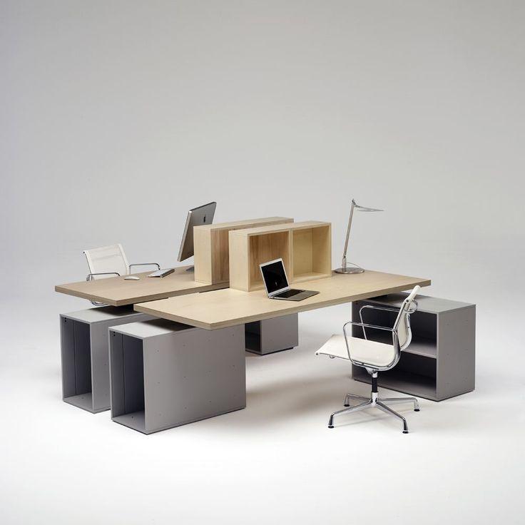 Unifor - arredo ufficio, Cases. Jean Nouvel Design, sedie per ufficio, scrivanie per ufficio, industrial design.