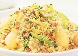 Spring Couscous Salad | Food & Drink | Pinterest