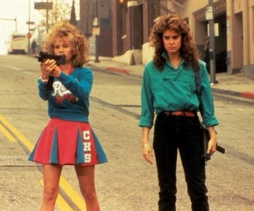 Night of the Comet  - Kelli Maroney, Catherine Mary Stewart