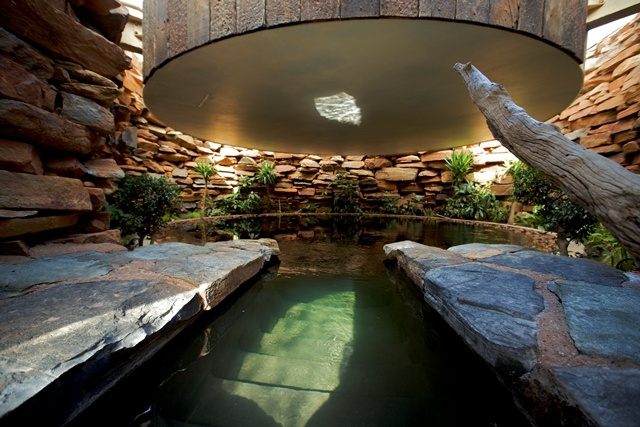 Mount Grace Country House & Spa Floatation Pool