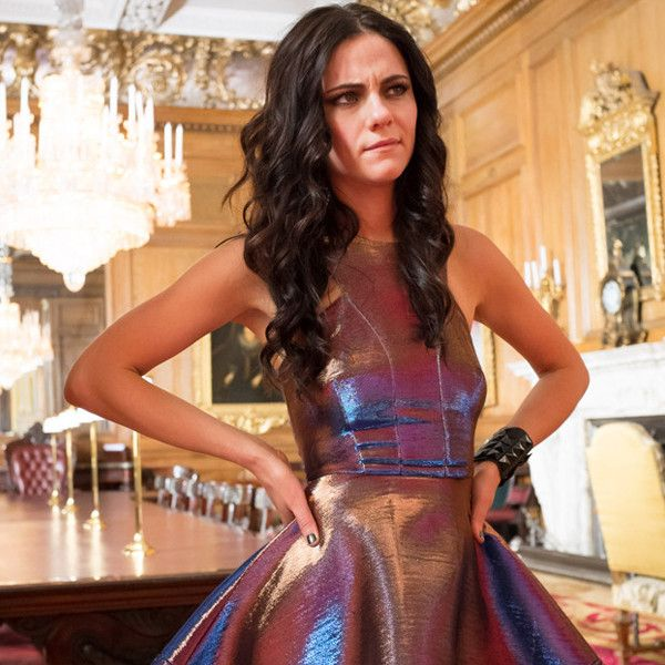 """Alexandra Park Says Playing Princess Eleanor on The Royals Is """"Exhausting""""—Watch the Clip!  The Royals, Alexandra Park"""