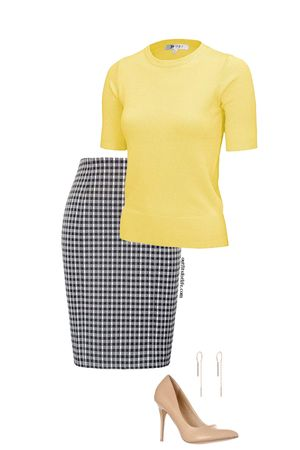 Want to update your work wardrobe,  but don't know where to start? Visit outfits... 1