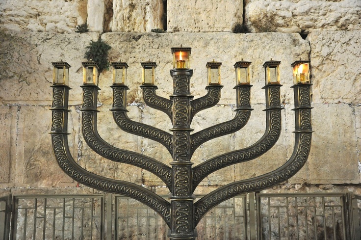 Read about the true meaning of #Hanukkah #Jewish #holiday #menorah #light  #photo: Ashernet