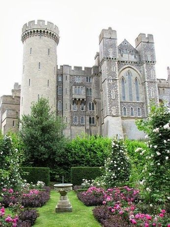 Arundel Castle West Sussex