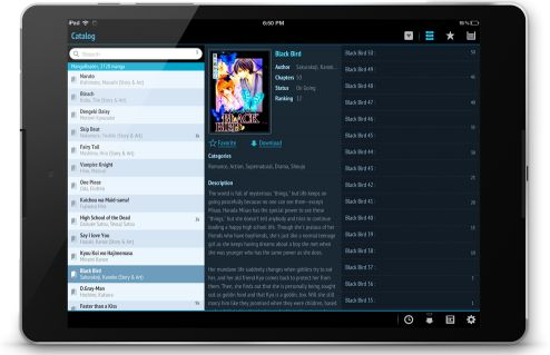 Manga Rock  Best Manga Reader v2.3.5 [Premium]   Manga Rock  Best Manga Reader v2.3.5 [Premium]Requirements:4.4Overview:Manga Rock leaves little to be desired. If you like manga then this is the application that will definitely please you in this regard -- Ghacks.net All in all Manga Rock is one of the best manga reader apps that weve seen for Android -- Addictivetips.com Read &downloadover 100k manga from 20 manga sources!  Read &downloadover 100k manga from 20 manga sources!  KEY FEATURES…