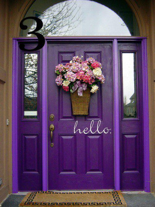 GroopDealz | Hello and Welcome Door Decals