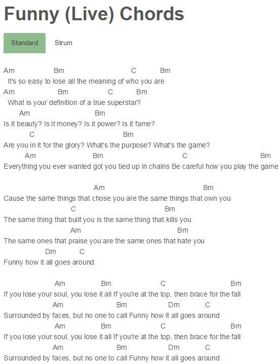 Silly Love Songs Chords - Paul McCartney | ULTIMATE-TABS.COM