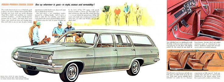 1965 Holden HD Prestige Brochure