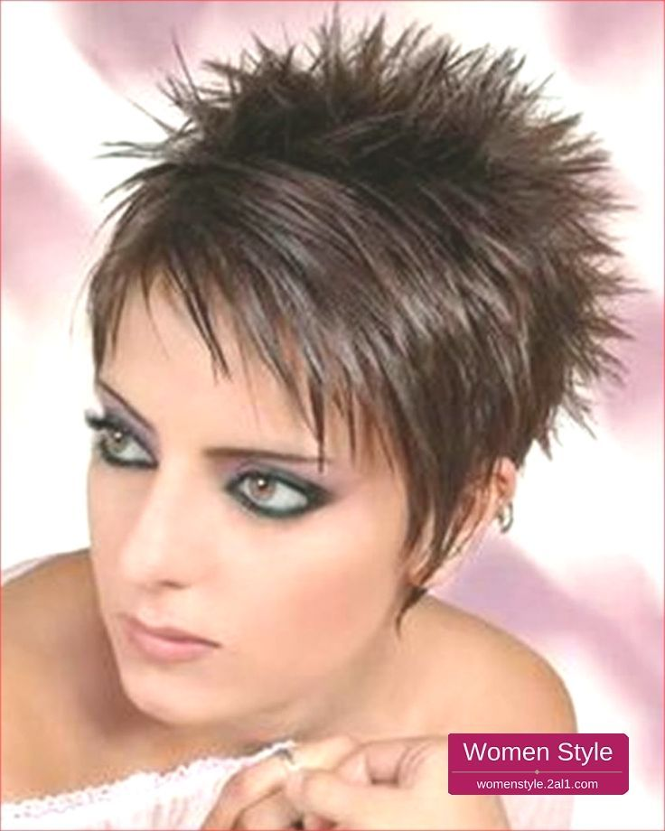 Short Spiky Hairstyles In 2020 Short Hair Styles Short Spiky Haircuts Short Spiky Hairstyles