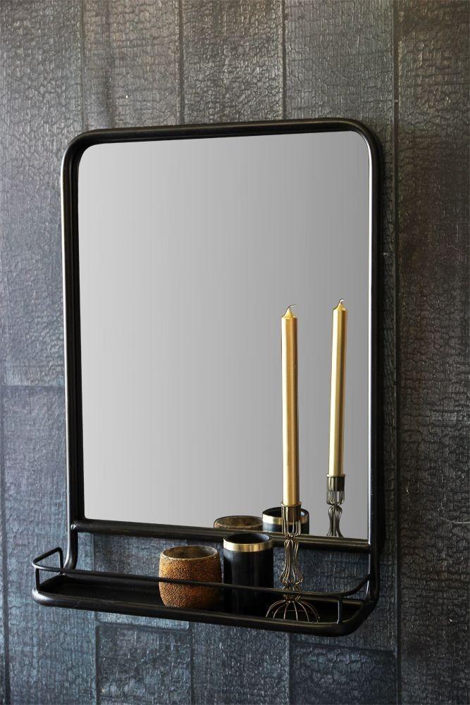 The 25+ best Mirror with shelf ideas on Pinterest
