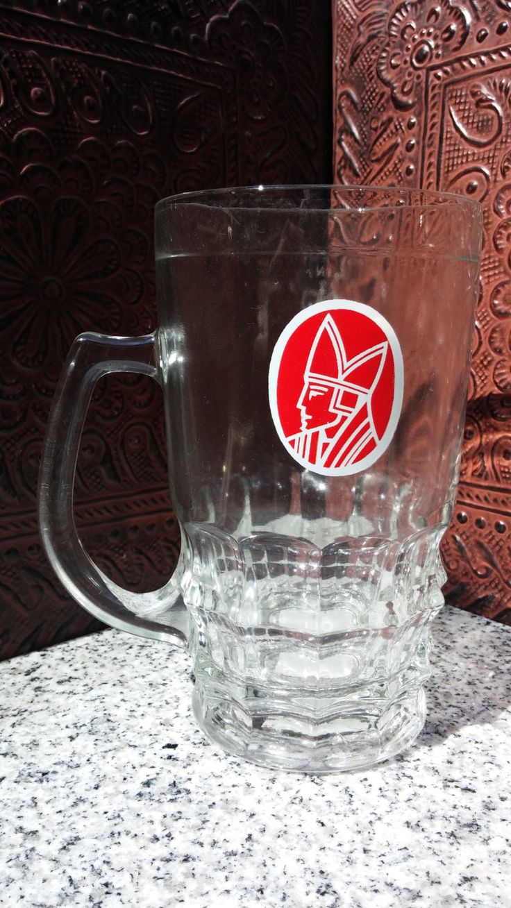 Greene King Crown Stamped Abbot Ale Dimple Type Pint Beer Glass w/the  Distinctive RED/WHITE ABBOTT made by Ravenhead Barmasters by CobaltGlassVault on Etsy