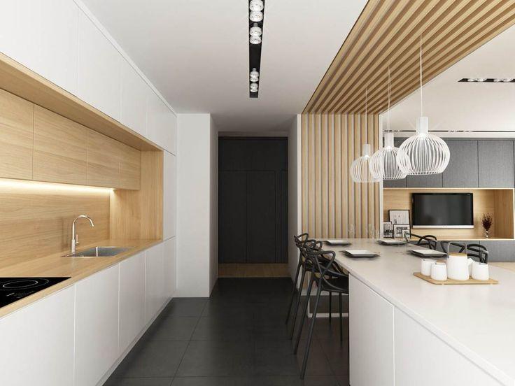 6327 besten Modern kitchen apartment Bilder auf Pinterest | Küchen ...